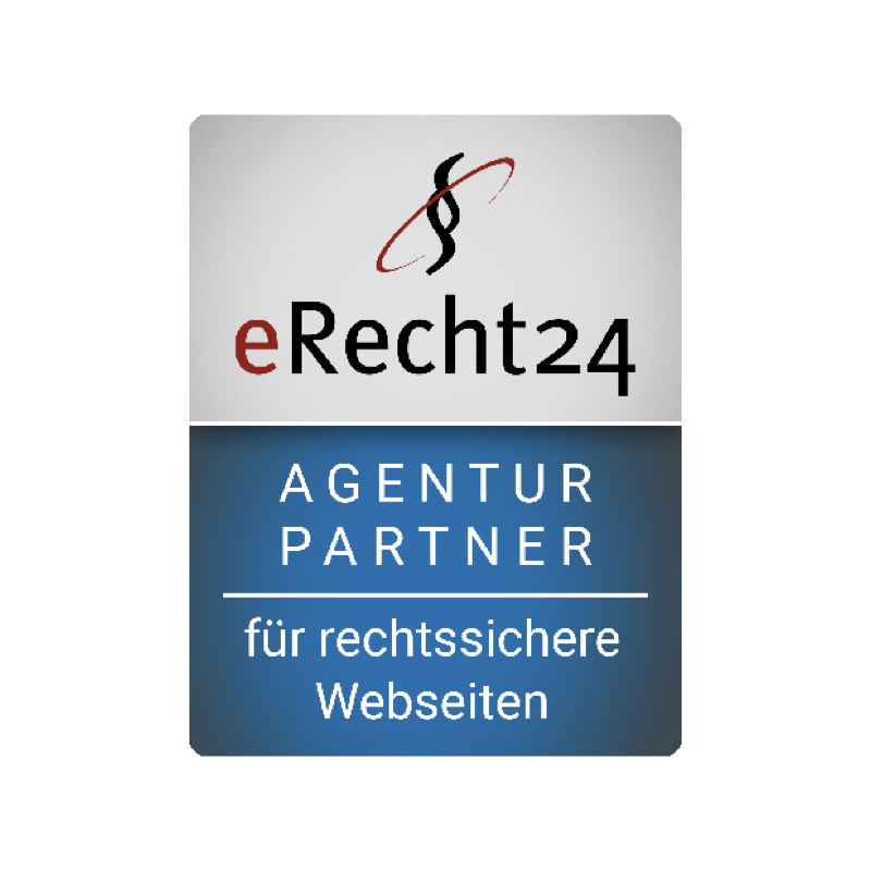 eRecht24 Partner Logo